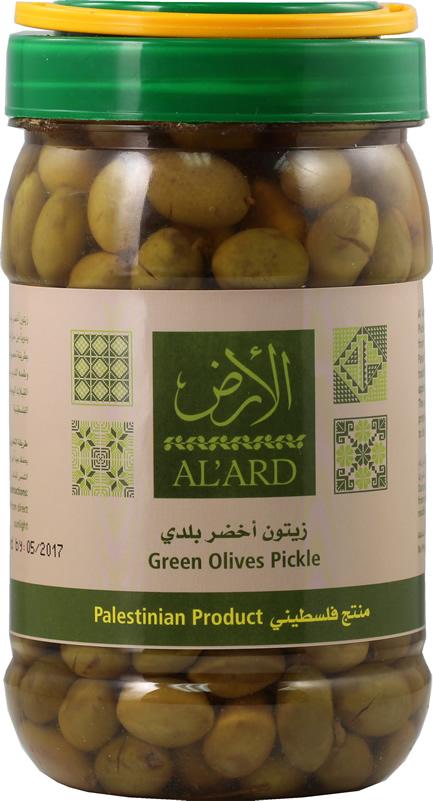 Alard palestinian olives