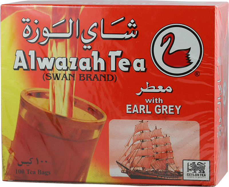 Alwazah earl grey tea