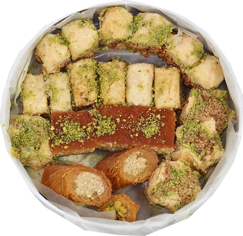 Bohsali oriental desserts