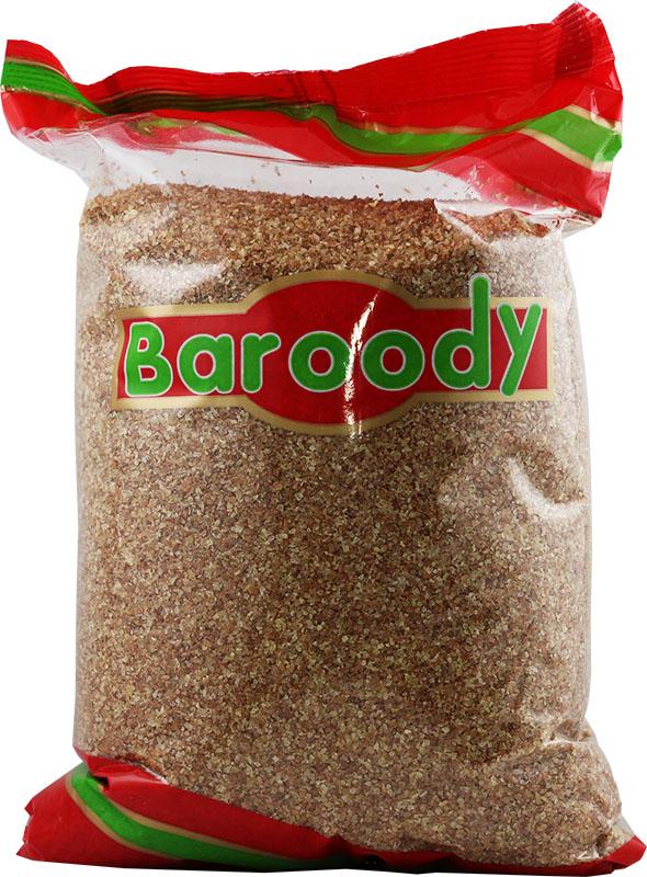 Brown burgoul