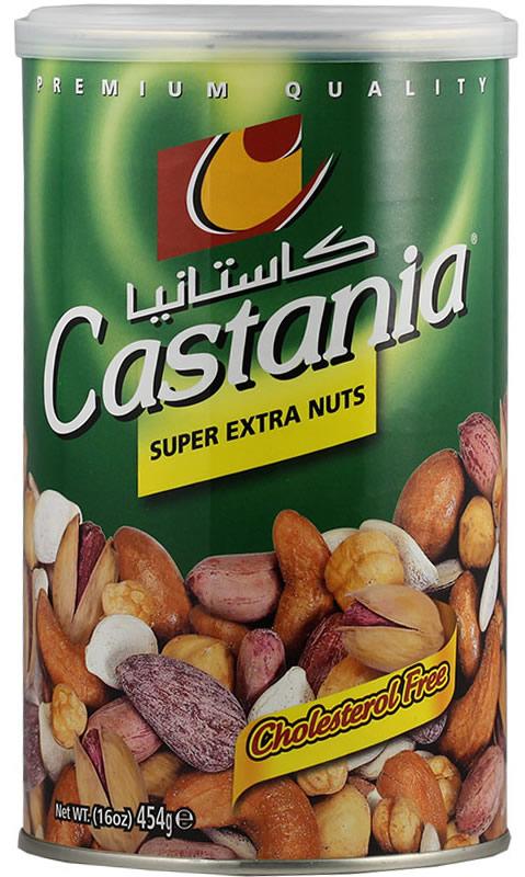 Castania super extra nuts