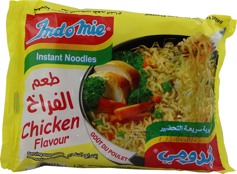 Indomie chicken soup