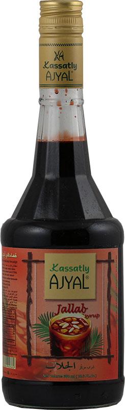 Jellab syrup