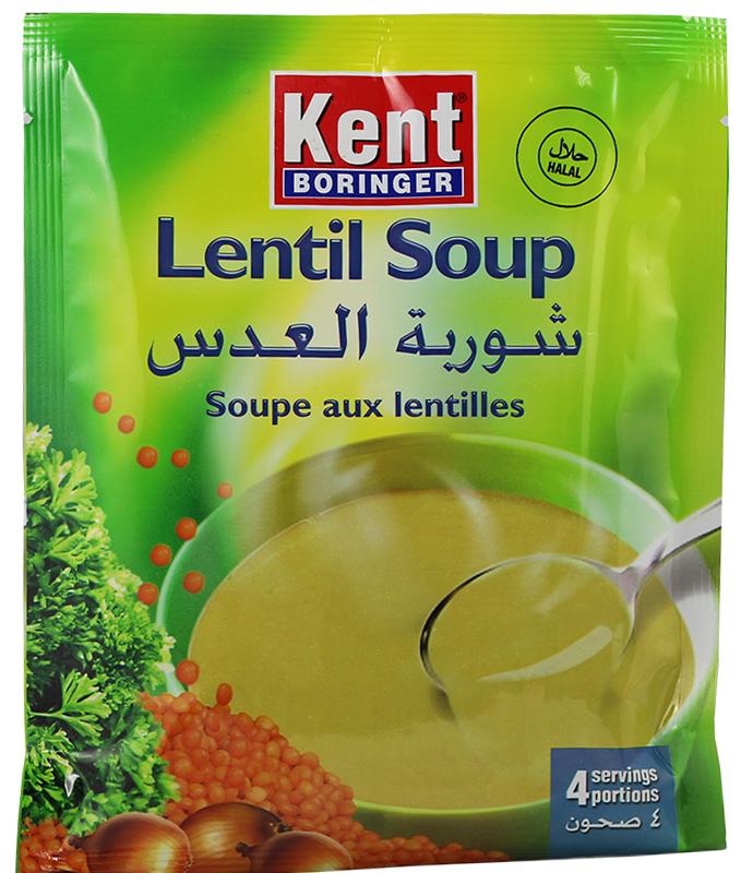 Kent lentil soup