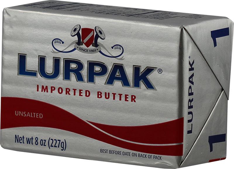 Lurpak Butter Un-Salted