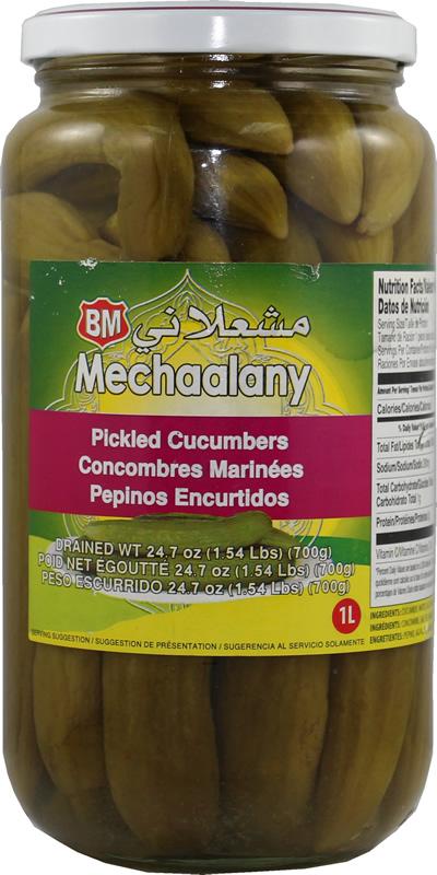 Mechaalany cucumber pickles