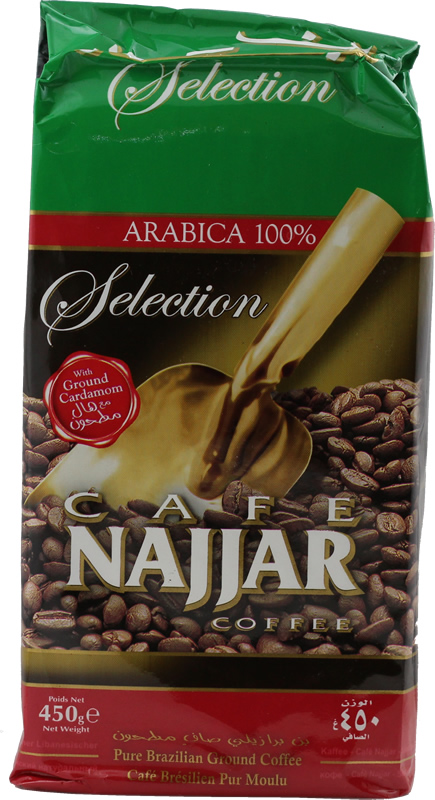 Najjar coffee cardamom