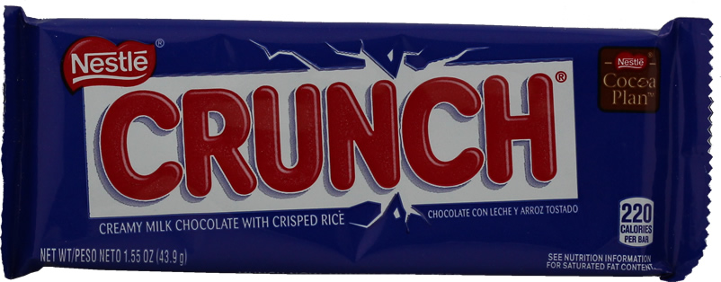 Nestle Crunch Bar