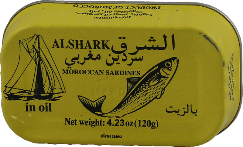 Sardine alshark regular