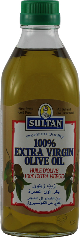 Sultan Extra Virgin Olive Oil
