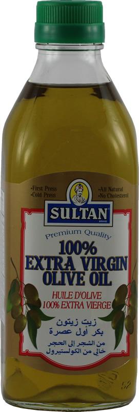 Sultan Extra Virgin Olive Oil