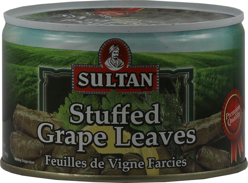 Sultan Stuffed Grape Leaves