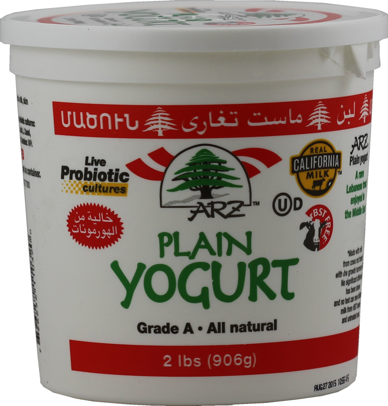 Yogurt arz