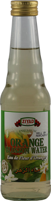 Ziyad Orange Blossom Water