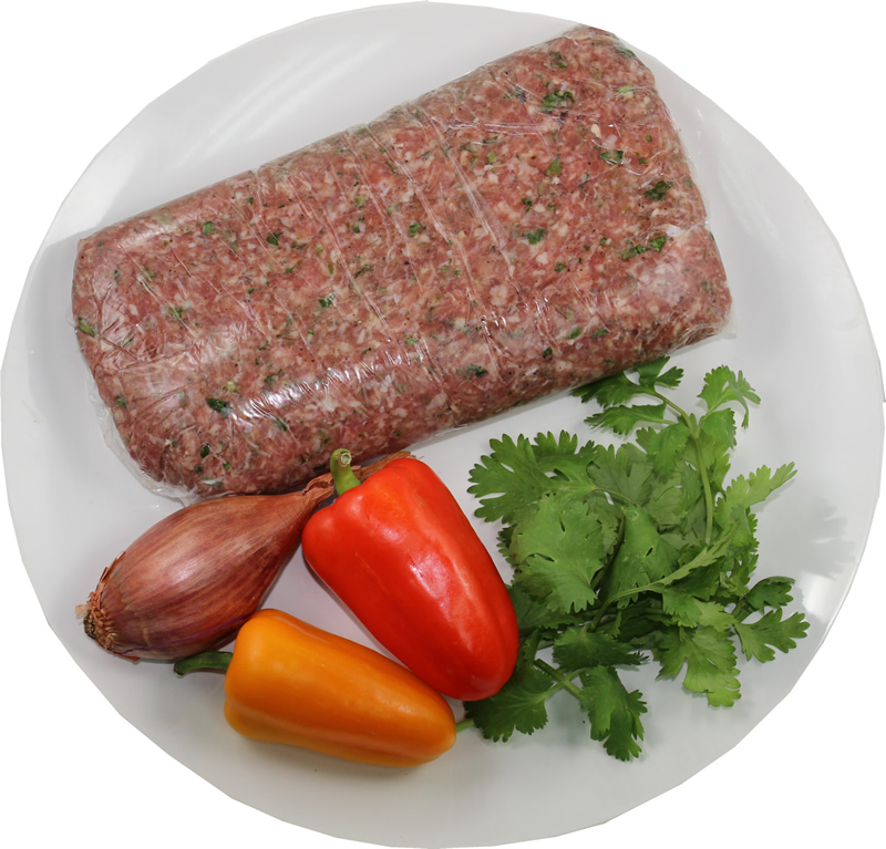 Beef Kafta