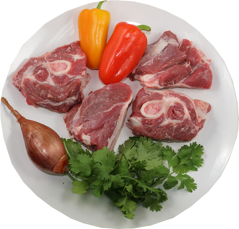 Lamb Leg (Bone-in)
