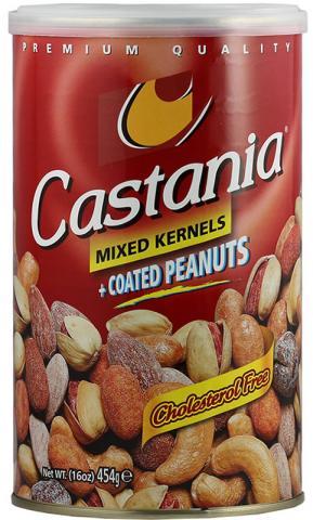 Castania mixed kernel