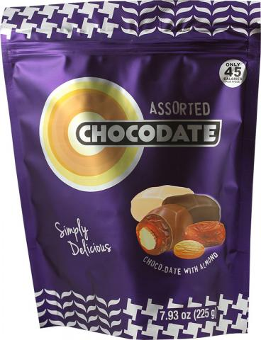 Chocodate Pouch Assorted
