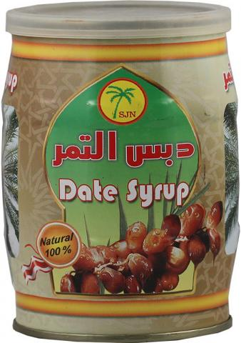 Date syrup medium