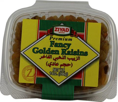 Fancy Golden Raisins