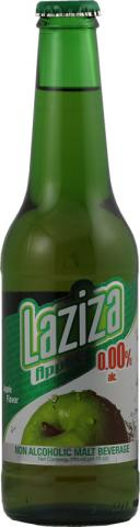 Laziza apple 0% alc