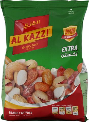Mixed nuts extra