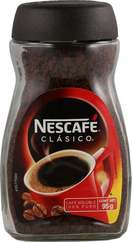 Nescafe clasico medium