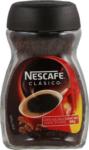 Nescafe clasico small