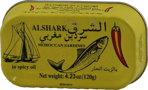 Sardine alshark hot