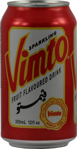 Vimto Sparking Fruit Drink