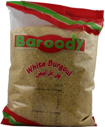 White burgoul