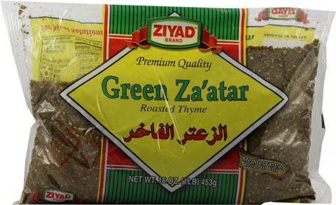 Ziyad Green Zaatar