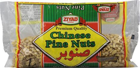 Ziyad chinese pine nuts