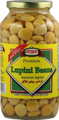Ziyad Lupini Beans